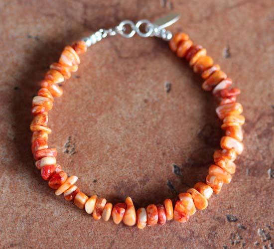 Navajo Silver Nugget Bracelet